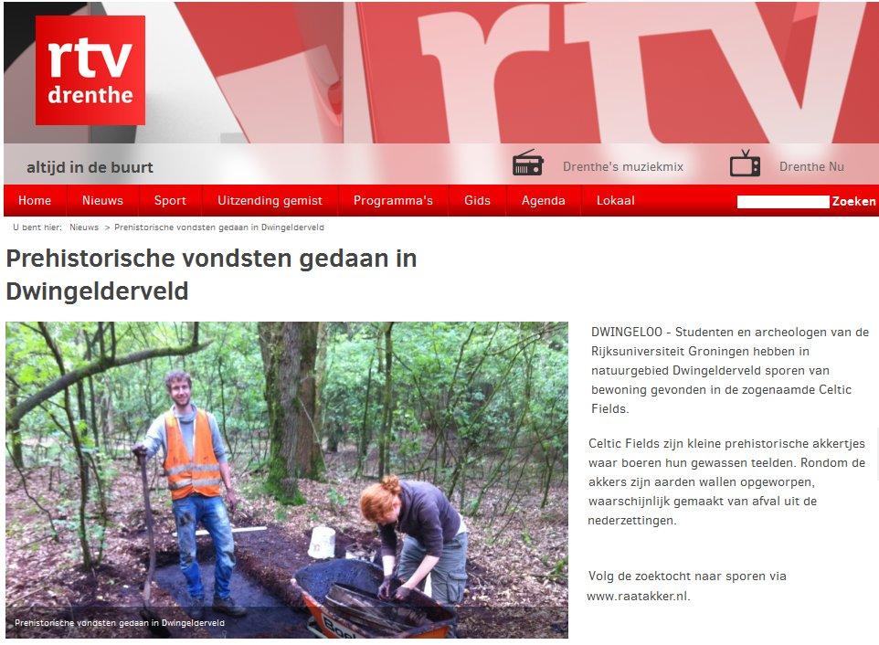 RTV Drenthe juni 2014