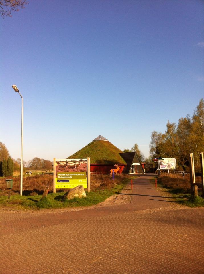 Dwingerderveld bezoekerscentrum